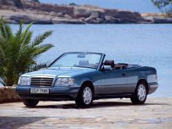 Mercedes-Benz E-Class I (W124) Convertible