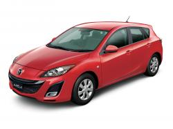 Mazda Axela II (BL) Hatchback