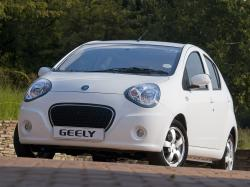 Geely LC Hatchback