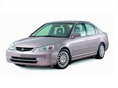 icono de especificaciones de Acura EL  ruedas y neumáticos