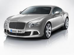 Bentley Continental GT II Coupe
