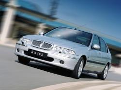Rover 45 Hatchback