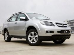 BYD S6 Closed Off-Road Vehicle