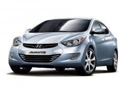 Hyundai Avante V Saloon