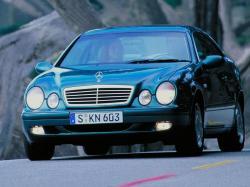 Mercedes-Benz CLK-Class I (C208/A208) Coupe