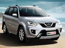 Chery Tiggo I Restyling (FL) Closed Off-Road Vehicle