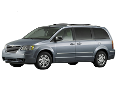 Chrysler Town & Country RT MPV