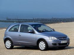 Opel Corsa C Hatchback