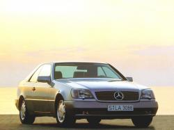 Mercedes-Benz S-Class III (W140) Coupe