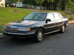 Lincoln Continental VIII Saloon