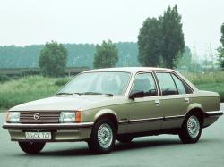 Opel Rekord E Saloon