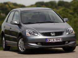 Honda Civic VII Hatchback
