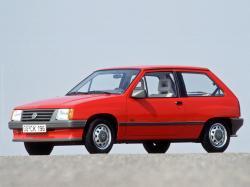 Opel Corsa A Hatchback