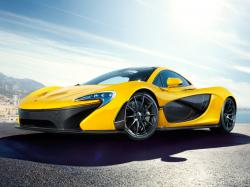 McLaren P1 wheels and tires specs icon
