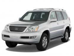 Lexus GX J120 Closed Off-Road Vehicle