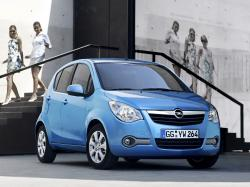 Opel Agila B Hatchback