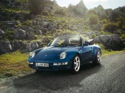 Porsche 911 IV (993) Convertible