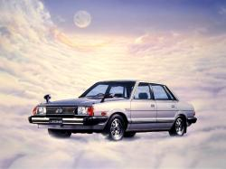 Subaru Leone wheels and tires specs icon