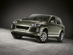 Porsche Cayenne I Restyling (957) Closed Off-Road Vehicle