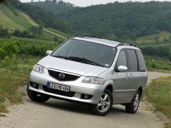 Mazda MPV II (LW) MPV