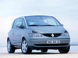 Renault Avantime MPV