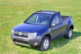Dacia Duster I Restyling Pickup