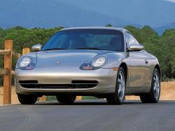 Porsche 911 V (996) Coupe