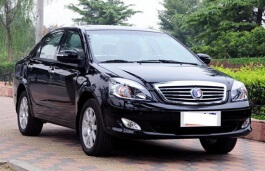 Geely SC7  I Saloon