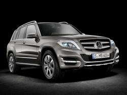 Mercedes-Benz GLK-Class I (X204) Restyling Closed Off-Road Vehicle