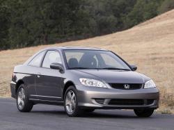 Honda Civic VII Coupe