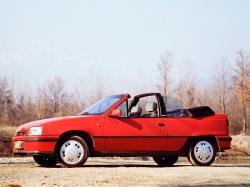 Opel Kadett E Convertible