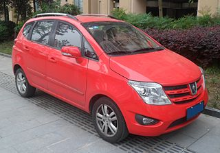 Changan CX20 I Hatchback