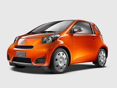 Scion iQ wheels and tires specs icon