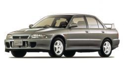 Mitsubishi Lancer Evolution II Saloon