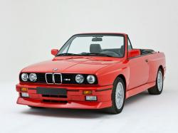 BMW 3 Series II (E30) Convertible