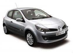 Renault Clio III (BR/CR) Hatchback