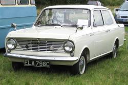 Vauxhall Viva 1963-1966