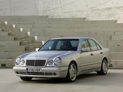 Mercedes-Benz E-Class II (W210/S210) Saloon