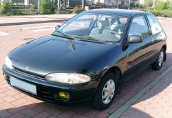 Mitsubishi Colt V Hatchback