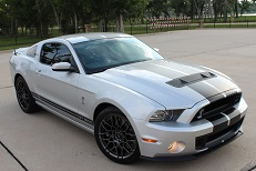Ford Mustang Shelby GT500 III Coupe