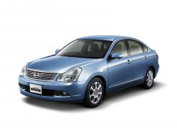 Nissan Bluebird Sylphy wheels and tires specs icon