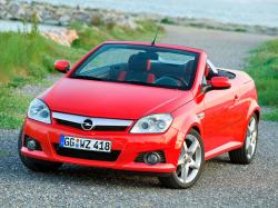 Opel Tigra wheels and tires specs icon