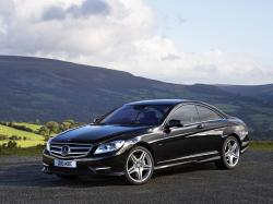 Mercedes-Benz CL-Class III (C216) Restyling Coupe