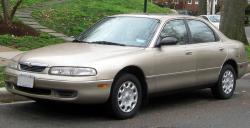 Mazda Lantis Saloon
