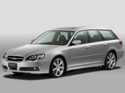 Subaru Legacy IV Estate