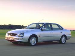 Ford Scorpio wheels and tires specs icon