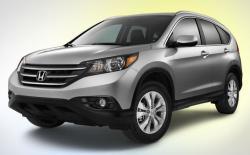 Honda CR-V IV Closed Off-Road Vehicle