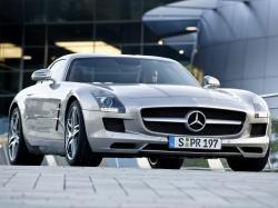 Mercedes-Benz SLS-Class AMG (C197/A197) Coupe