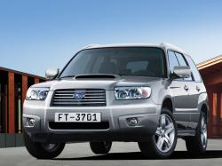 Subaru Forester II Restyling Estate