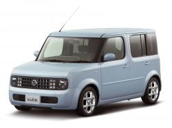 Nissan Cube wheels and tires specs icon